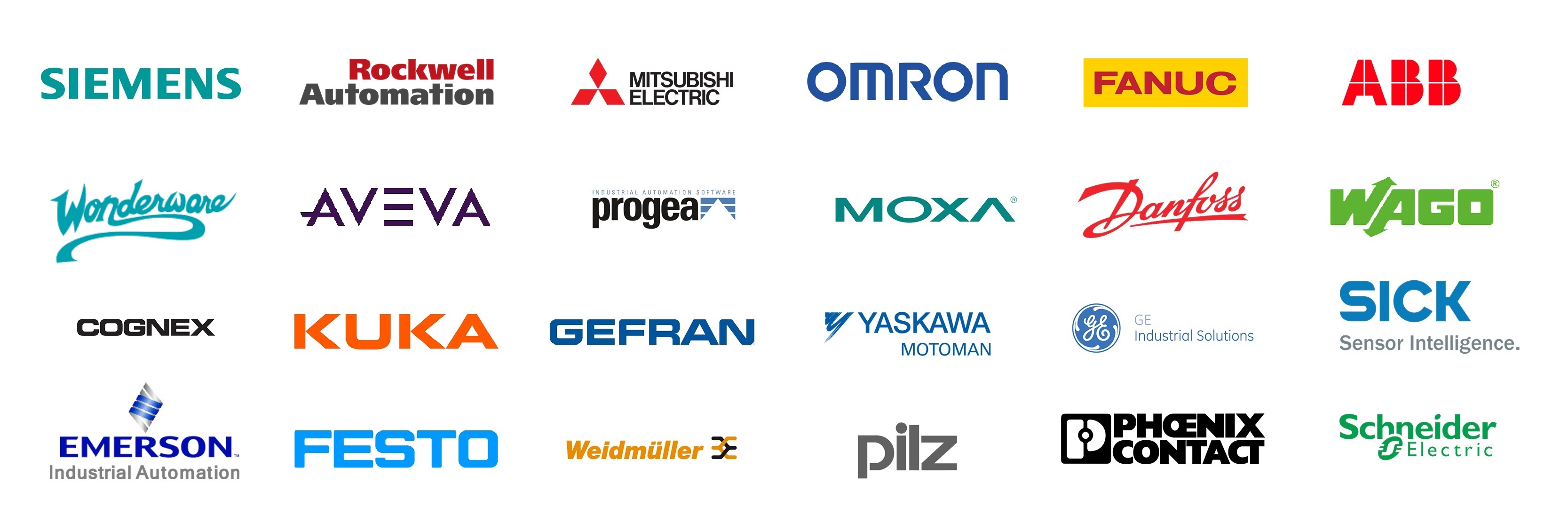 Risultati immagini per industrial automation brands